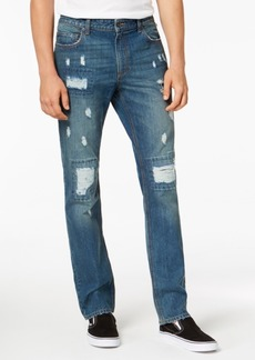 American Rag Men's Slim-Fit Destroyed Jeans, Created for Macy's