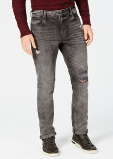 American Rag Men's Slim-Fit Stretch Ripped Jeans, Created for Macy's