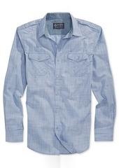 American Rag Men's Slub Shirt, Created for Macy's