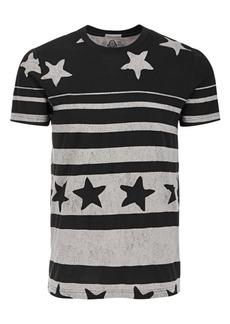 American Rag Men's Stars & Stripes T-Shirt, Created for Macy's