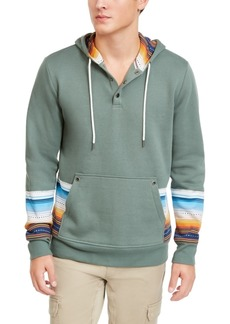 American Rag Men's Stripe Blocked Hoodie, Created For Macy's