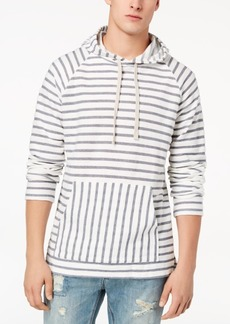 American Rag Men's Striped Tonal Hoodie, Created for Macy's