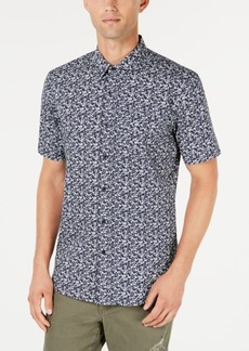 American Rag Men's Tangled Floral Shirt, Created for Macy's