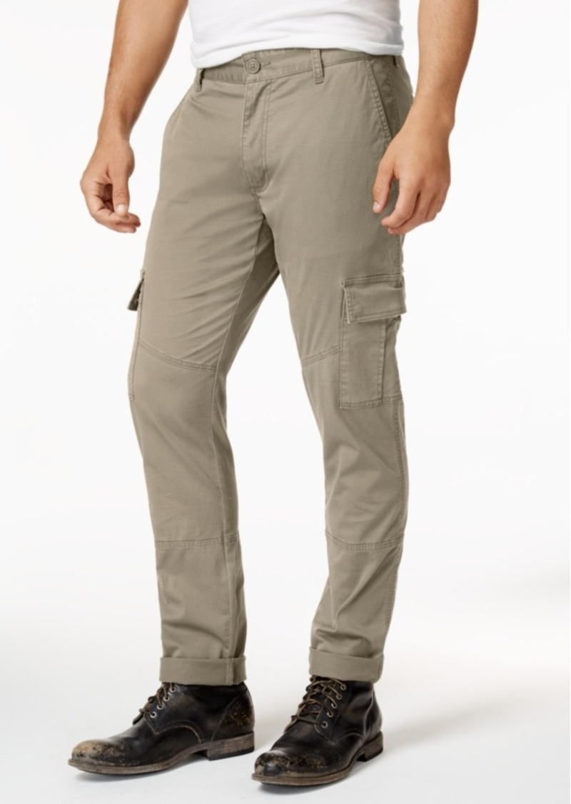 American Rag American Rag Men S Tapered Stretch Cargo