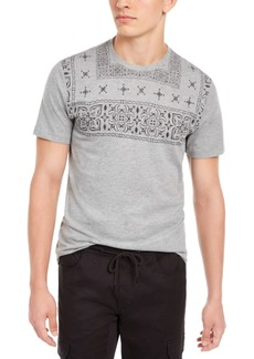 American Rag Men's Top-Pattern T-Shirt, Created for Macy's
