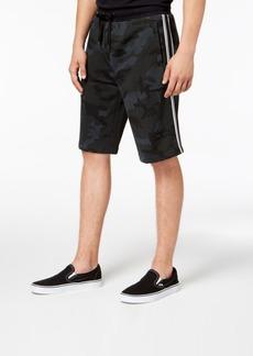 American Rag Men's Varsity Camo Jogger Shorts, Created for Macy's