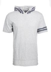 American Rag Men's Varsity Short Sleeve Hoodie, Created for Macy's