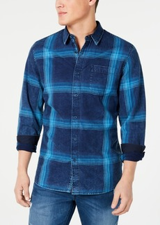 American Rag Men's William Plaid Shirt, Created for Macy's