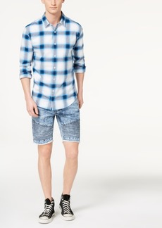 American Rag Men's Zander Plaid Shirt, Created for Macy's