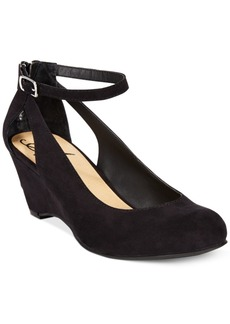 American Rag Miley Chop Out Wedges, Only at Macy's Women's Shoes