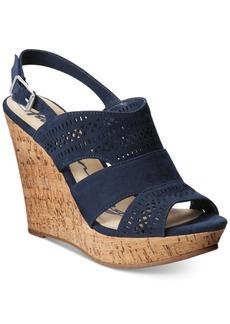 American Rag Mirranda Platform Wedge Sandals, Only At Macy's Women's Shoes