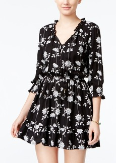 American Rag Printed Peasant Dress, Only at Macy's