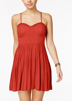 American Rag Racerback Fit & Flare Dress, Only at Macy's