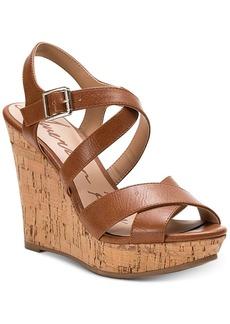 American Rag Rachey Dress Platform Wedge Sandals, Created for Macy's Women's Shoes
