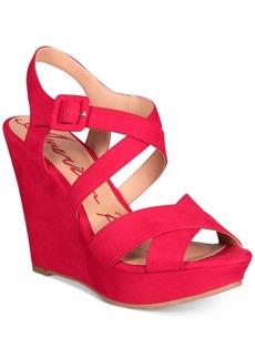 American Rag Rachey Platform Wedge Sandals, Created for Macy's Women's Shoes