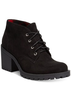 American Rag Reaghan Hiker Booties, Created for Macy's Women's Shoes