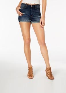 American Rag Ripped Cuffed Denim Shorts, Created for Macy's