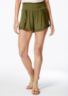 American Rag Ruffled Soft Shorts, Created for Macy's