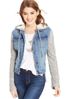 American Rag Terry Denim Jacket, Only at Macy's