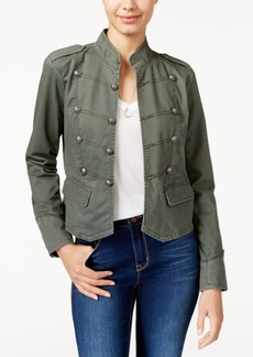 American Rag Twill Band Jacket, Only at Macy's