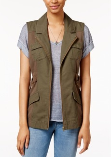 American Rag Utility Vest, Only at Macy's