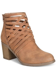 American Rag Varya Ankle Booties, Created for Macy's Women's Shoes