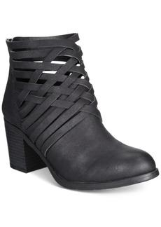 American Rag Varya Ankle Booties, Created for Macy's Women's Shoes