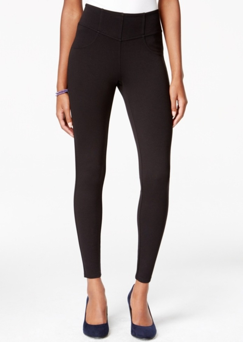 American Rag Wide-Waistband Ponte Leggings, Only at Macy's