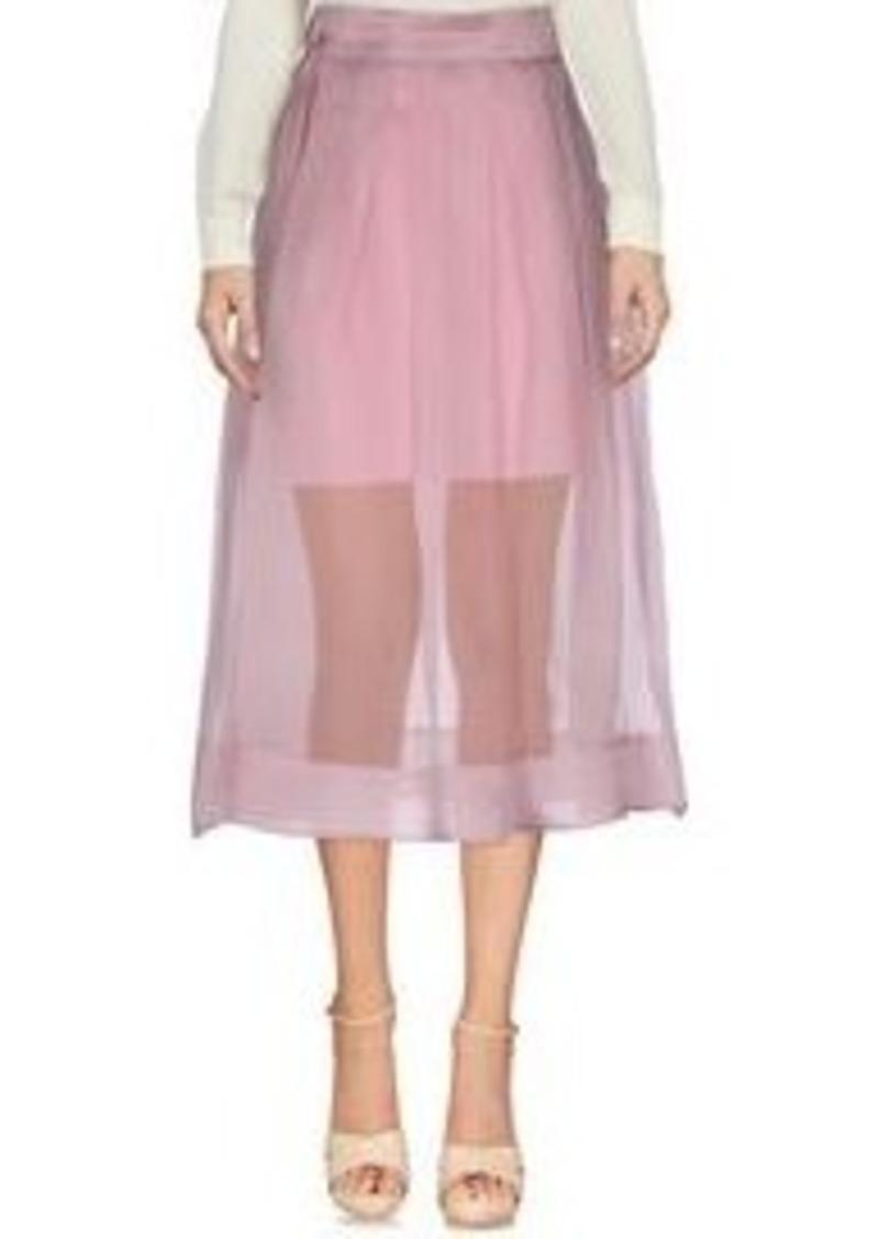 AMERICAN RETRO - 3/4 length skirt
