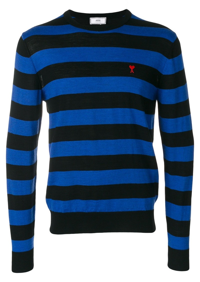Ami de Coeur striped sweater
