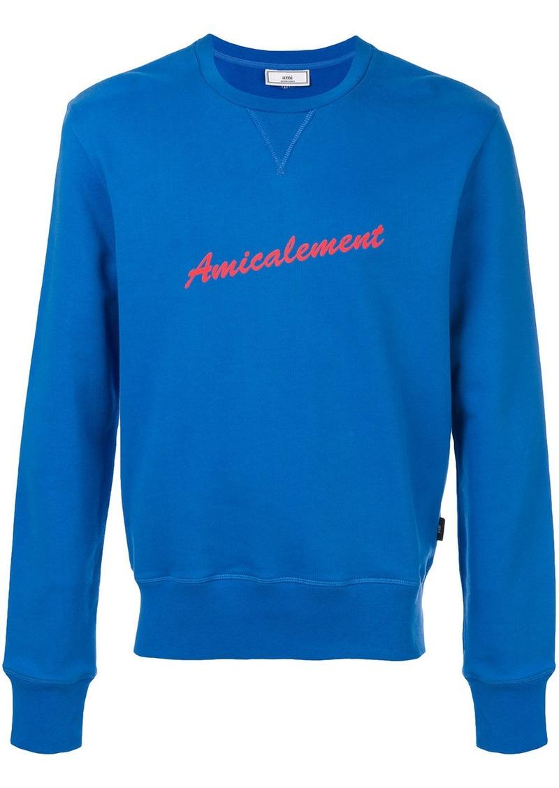 Amicalement Sweatshirt