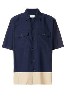 AMI chest-pocket shirt