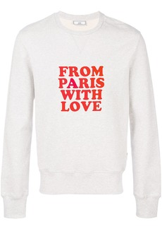 AMI From Paris With Love Sweatshirt