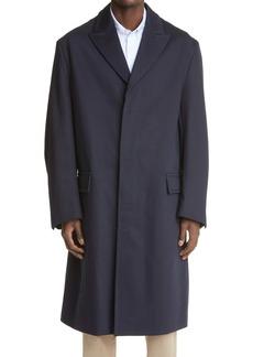 AMI Alexandre Mattiussi Oversize Cotton Coat