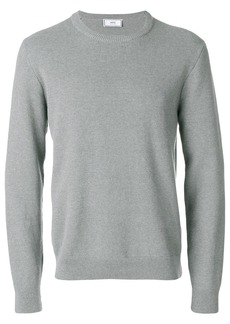 AMI seed stitch crewneck sweater