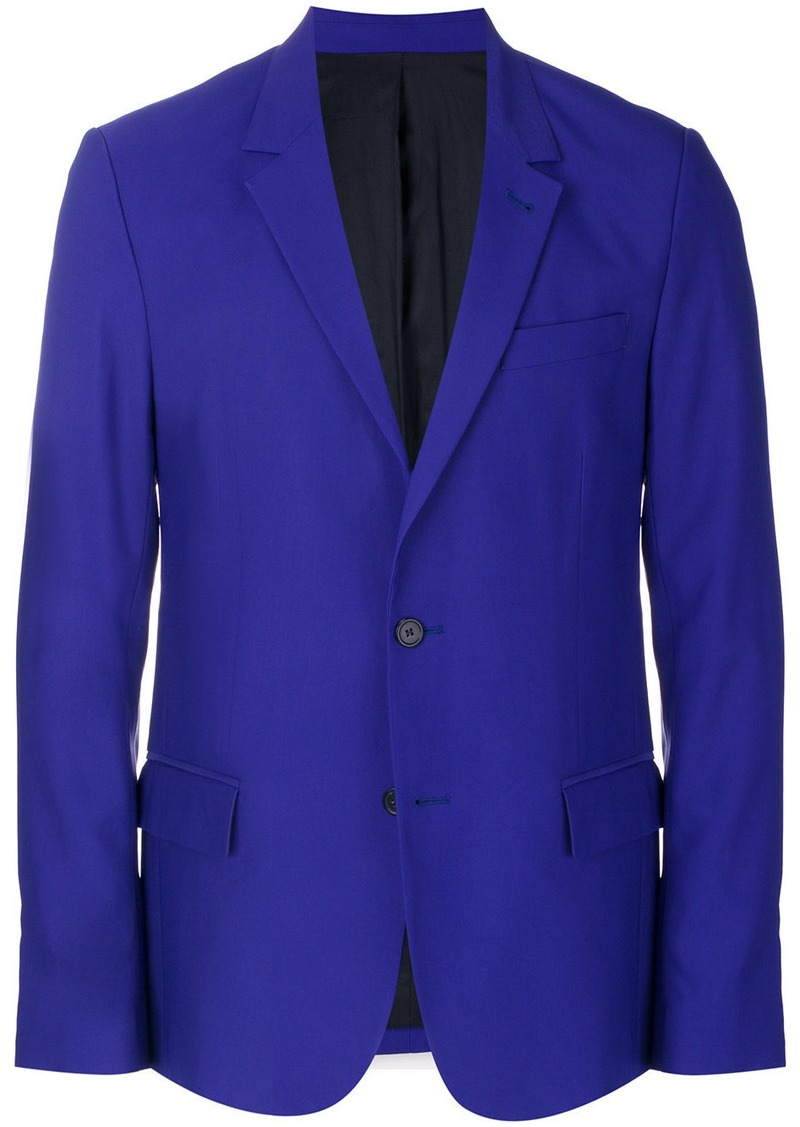 AMI two buttons lined jacket
