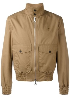 Ami de Coeur Zipped Jacket