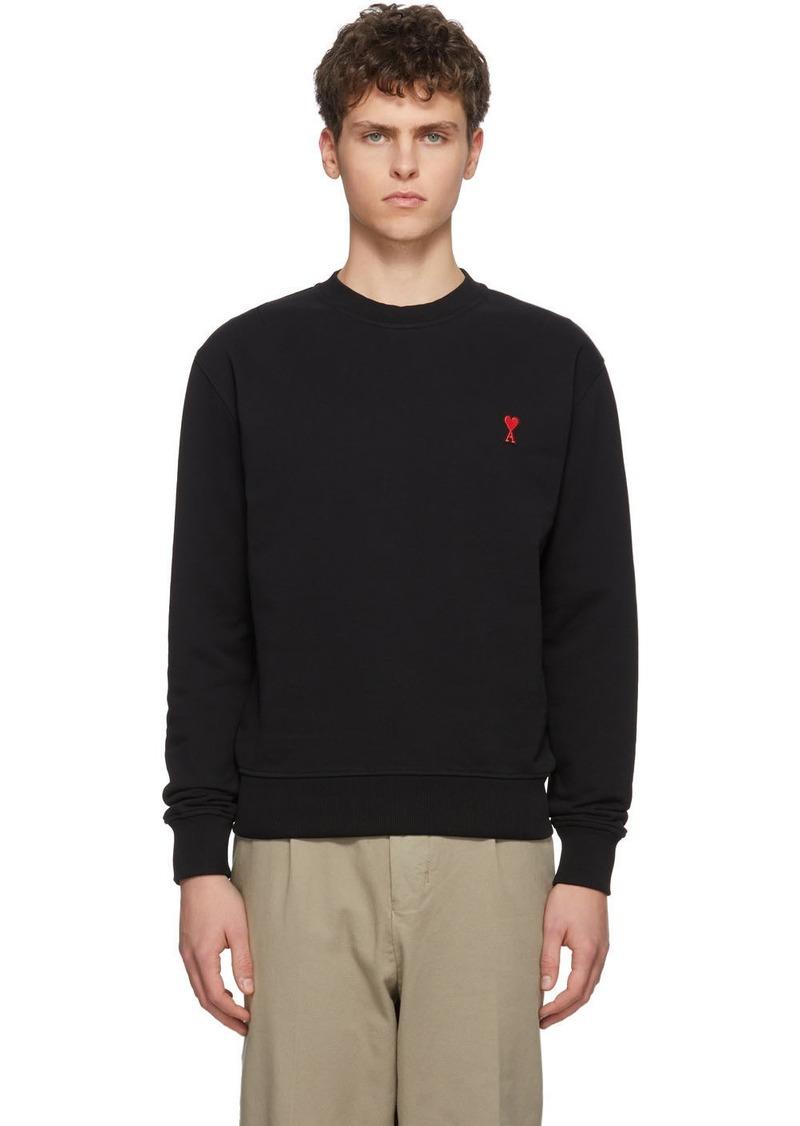 Black Ami De Coeur Sweatshirt