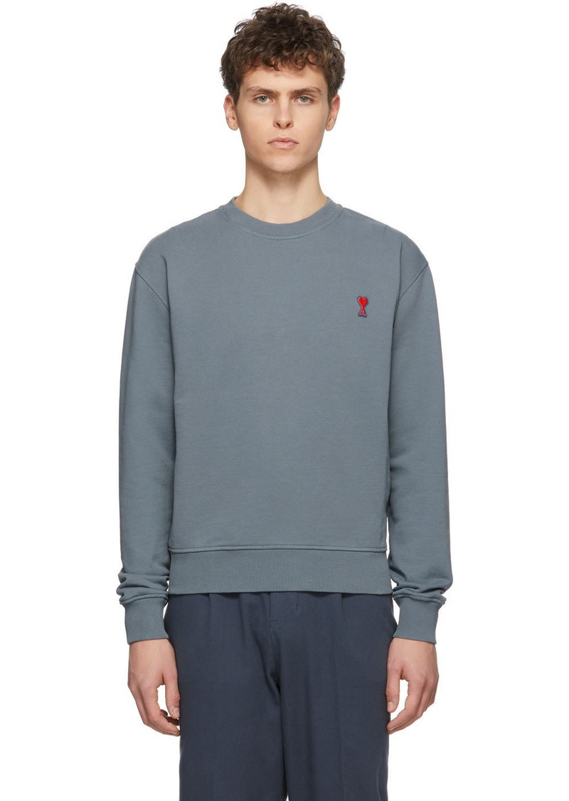 Blue Ami De Coeur Sweatshirt