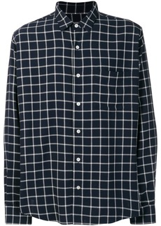 AMI Classic Wide Fit Shirt