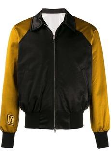 AMI color-block bomber jacket