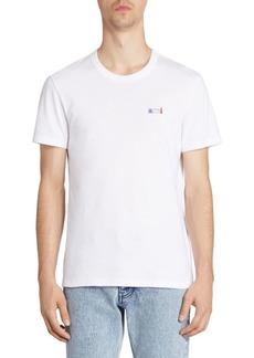 AMI Cotton Logo Tee