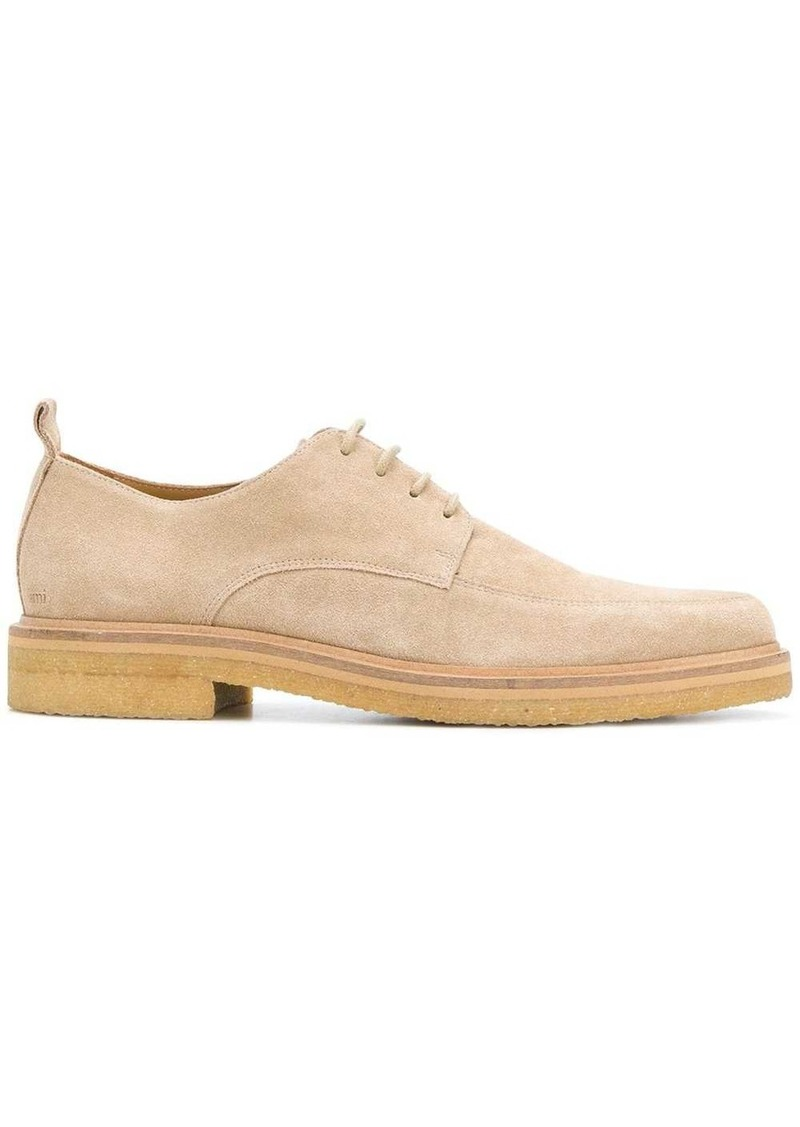AMI Creeper Derbies With Crepe Sole