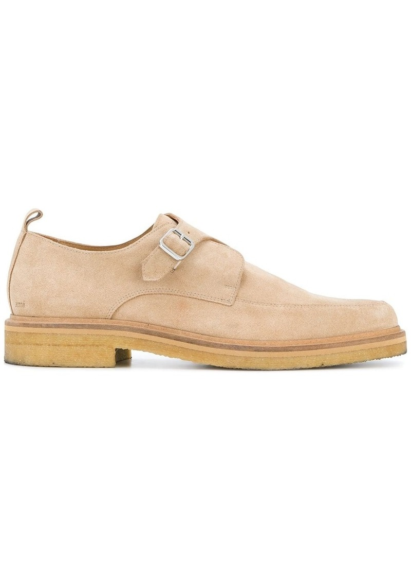 AMI Creeper Monk With Crepe Sole