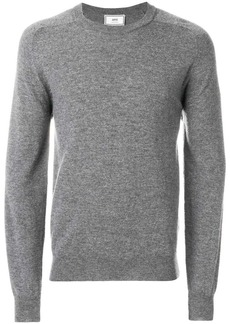 AMI crew-neck sweater