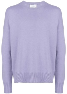 AMI Crewneck Oversized Sweater