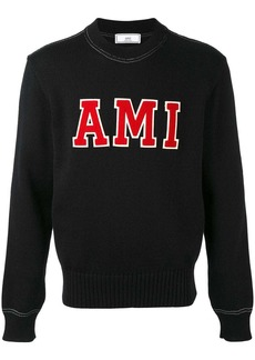 AMI crewneck sweater