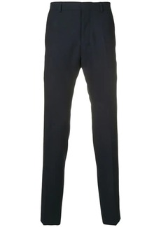 AMI Fitted Leg Trousers