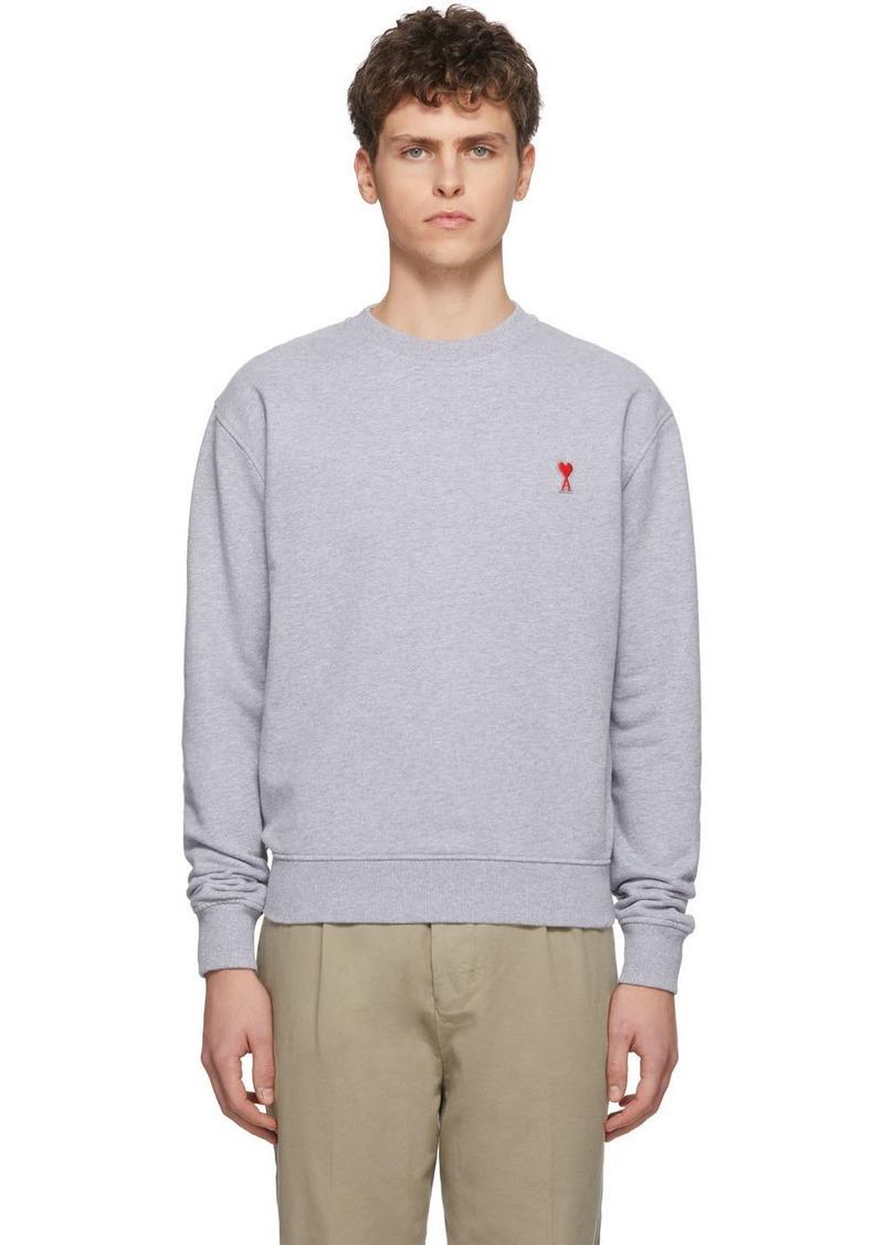 Grey Ami De Coeur Sweatshirt