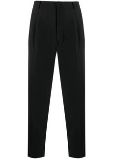 AMI High Waisted Pleated Trousers